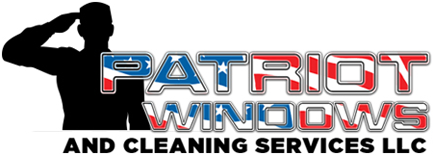 Patriot Windows and Cleaning Services LLC Logo